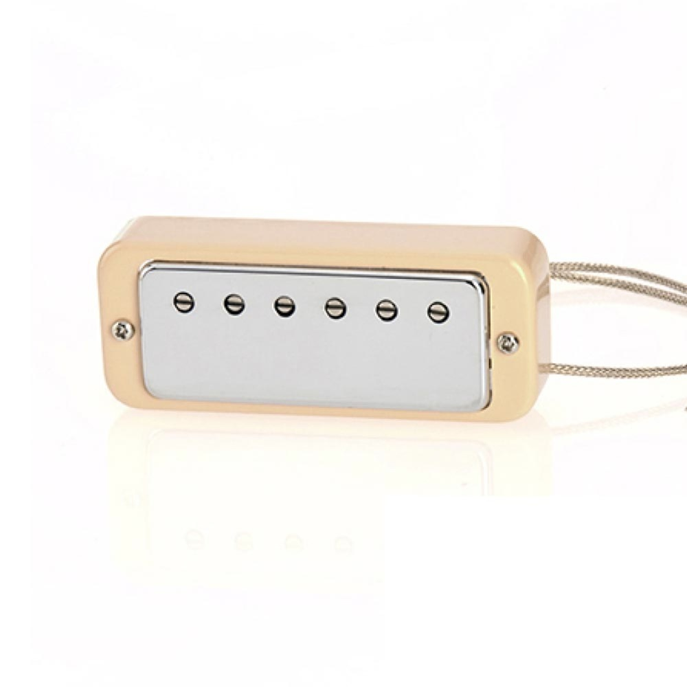 Gibson IMMHR-CH Mini-Humbucker Neck Pickup Chrome Cover