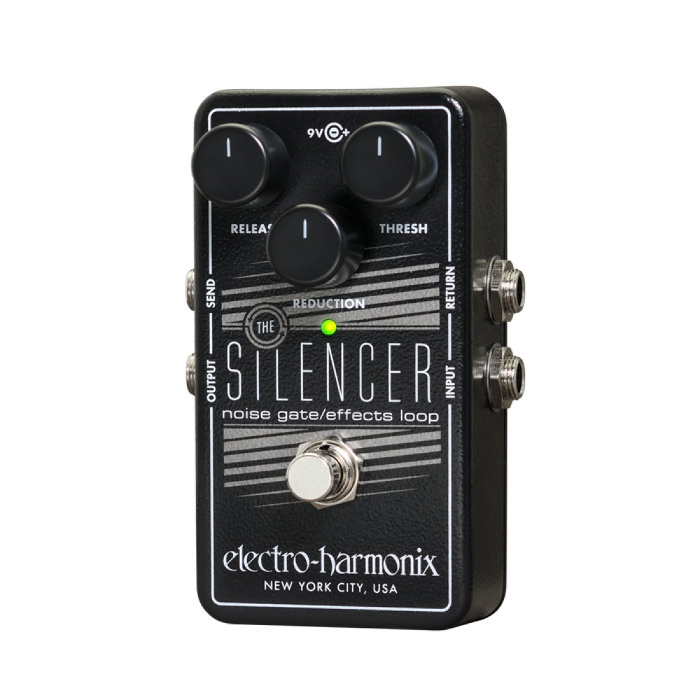 ELECTRO-HARMONIX Silencer Noise Gate Effects Loop