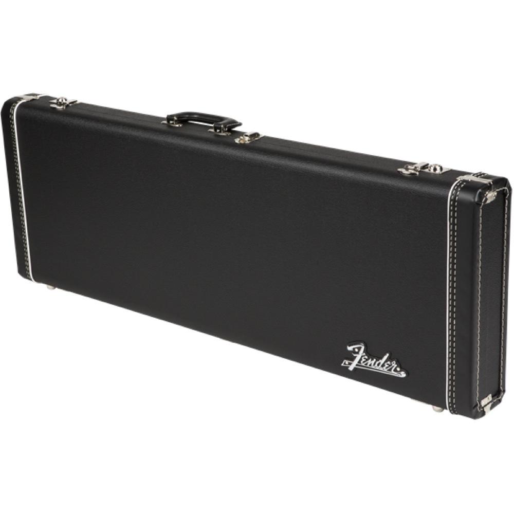 Fender Deluxe Deluxe Strat/Tele Fender Case Black Black エレキギター用ハードケース, FESTUDIO:83d06d54 --- officewill.xsrv.jp