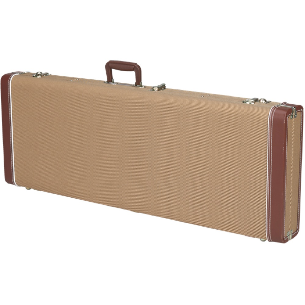 Fender Jazz Bass Multi Fit Hardshell Case Tweed ベース用ハードケース