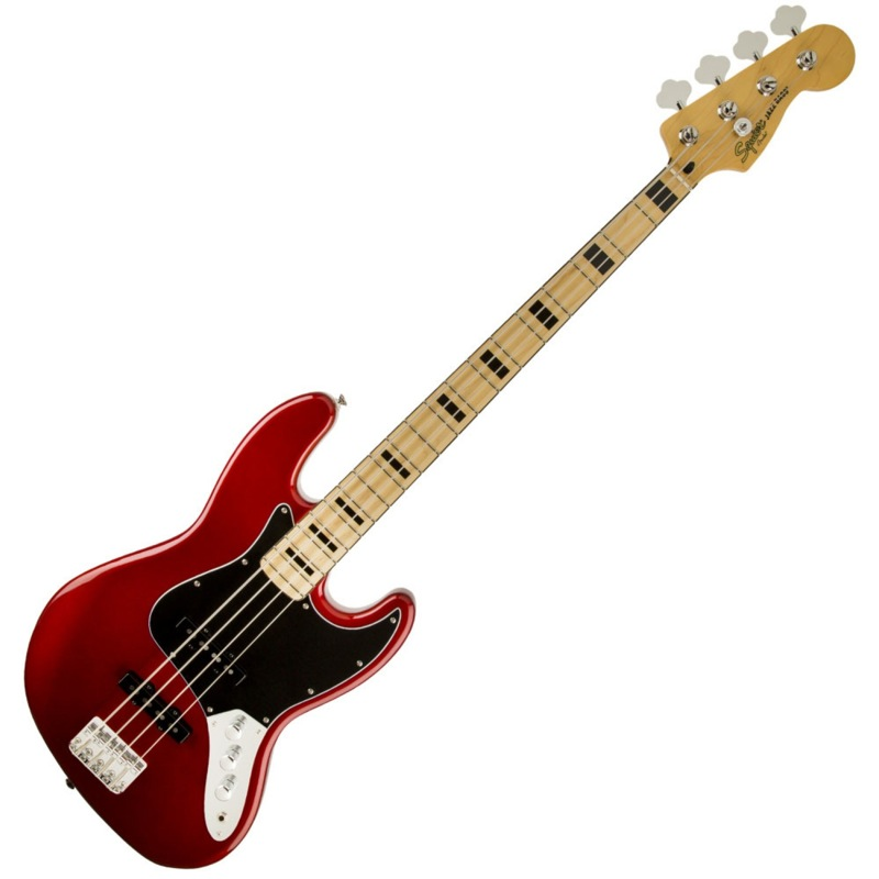 Squier Vintage Modified Jazz Bass '70s CAR エレキベース