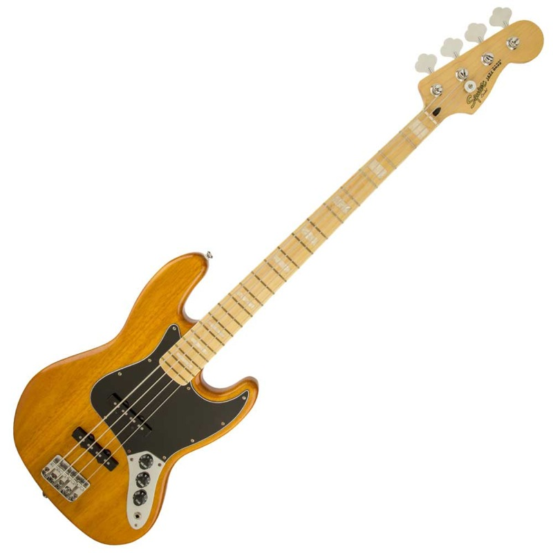 Squier Vintage Modified Jazz Bass '77 AMB エレキベース