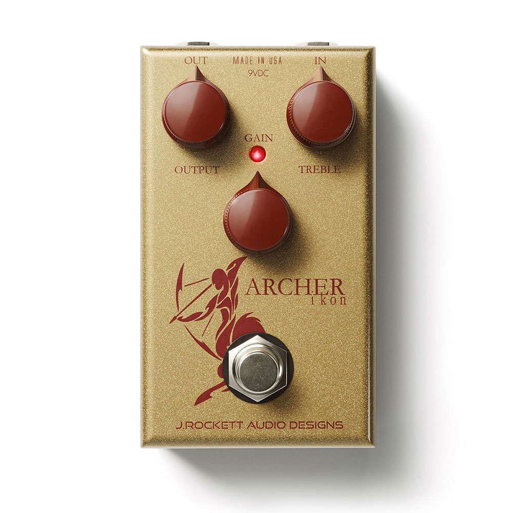 J Rockett Audio Designs (JRAD) ARCHER IKON