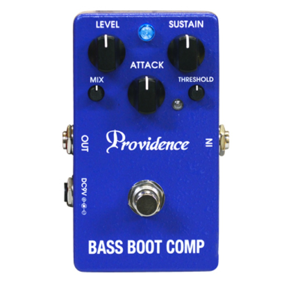 Providence BASS BOOT COMP BTC-1 ベース用エフェクター