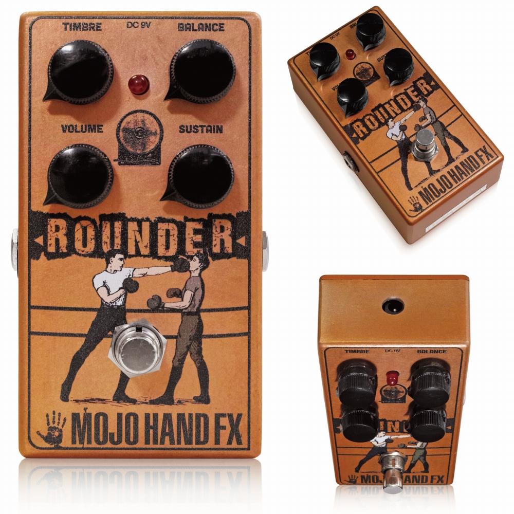 Mojo Hand FX Rounder ギターエフェクター
