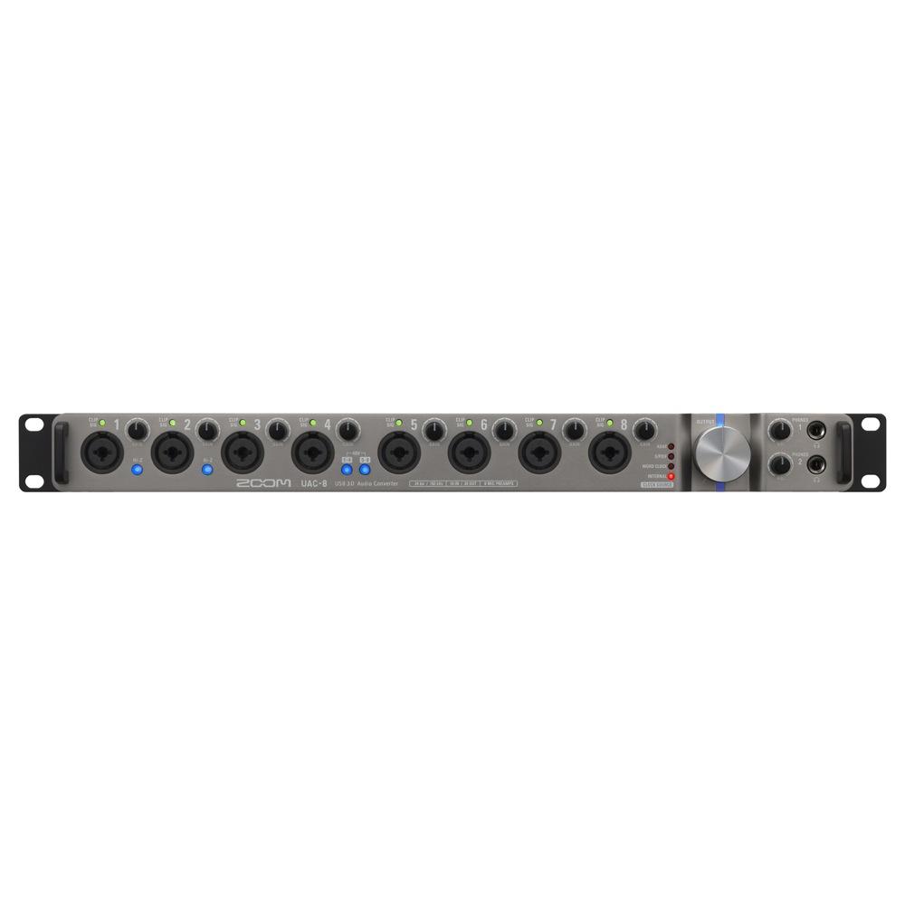 ZOOM UAC-8 USB3.0 オーディオインターフェース