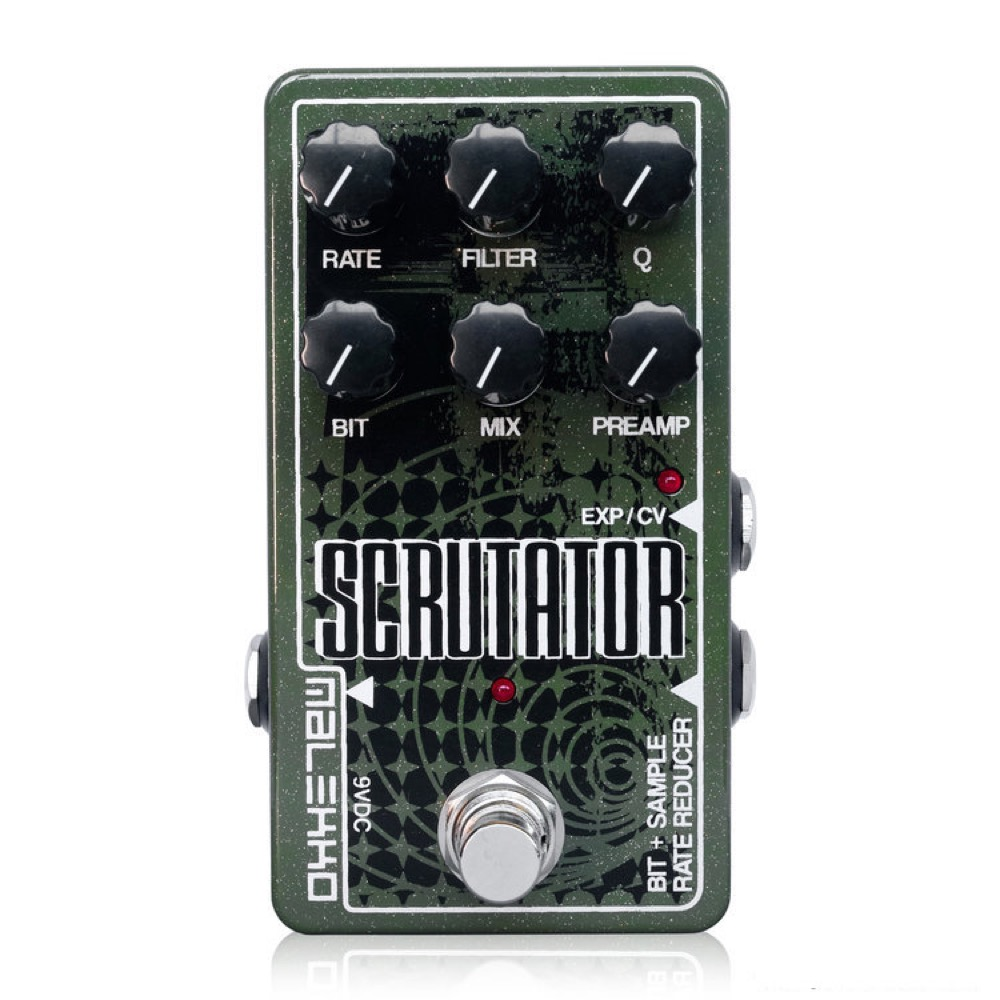 Malekko Heavy Industry Scrutator ギターエフェクター