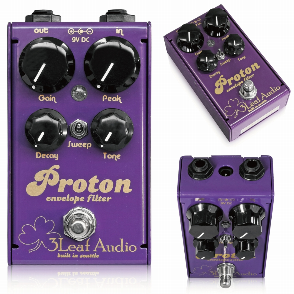 3Leaf Audio Proton v3 ギターエフェクター