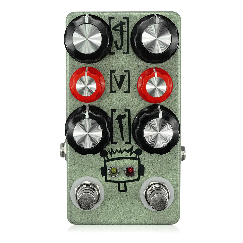 Hungry Robot Pedals Hungry Robot [hg+lg] ギターエフェクター