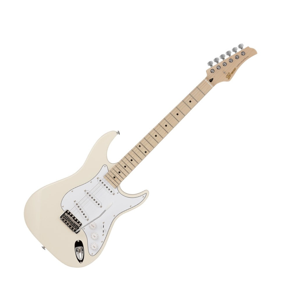 GRECO WS-STD AWH Maple Fingerboard エレキギター