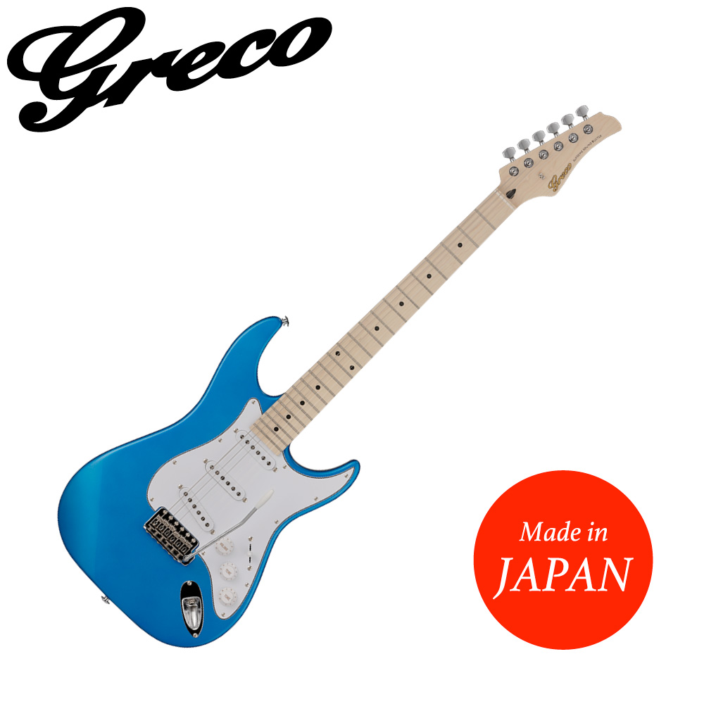 GRECO WS-STD BL Maple Fingerboard エレキギター
