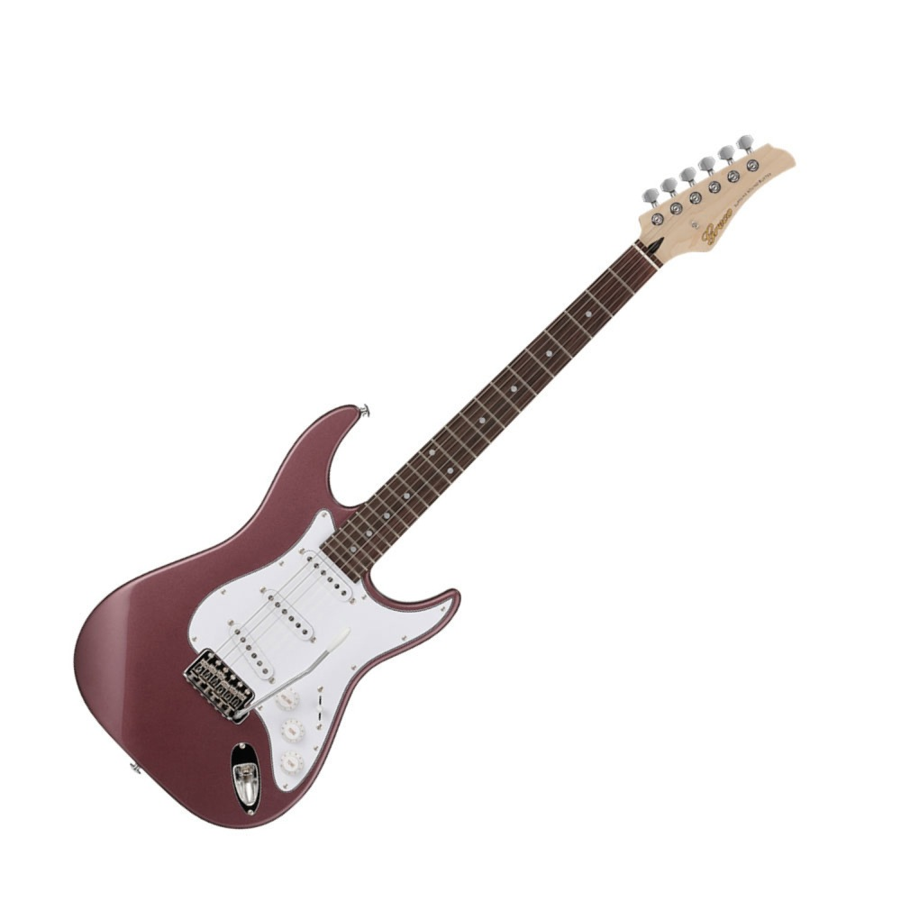 GRECO WS-STD BURG Rosewood Fingerboard エレキギター