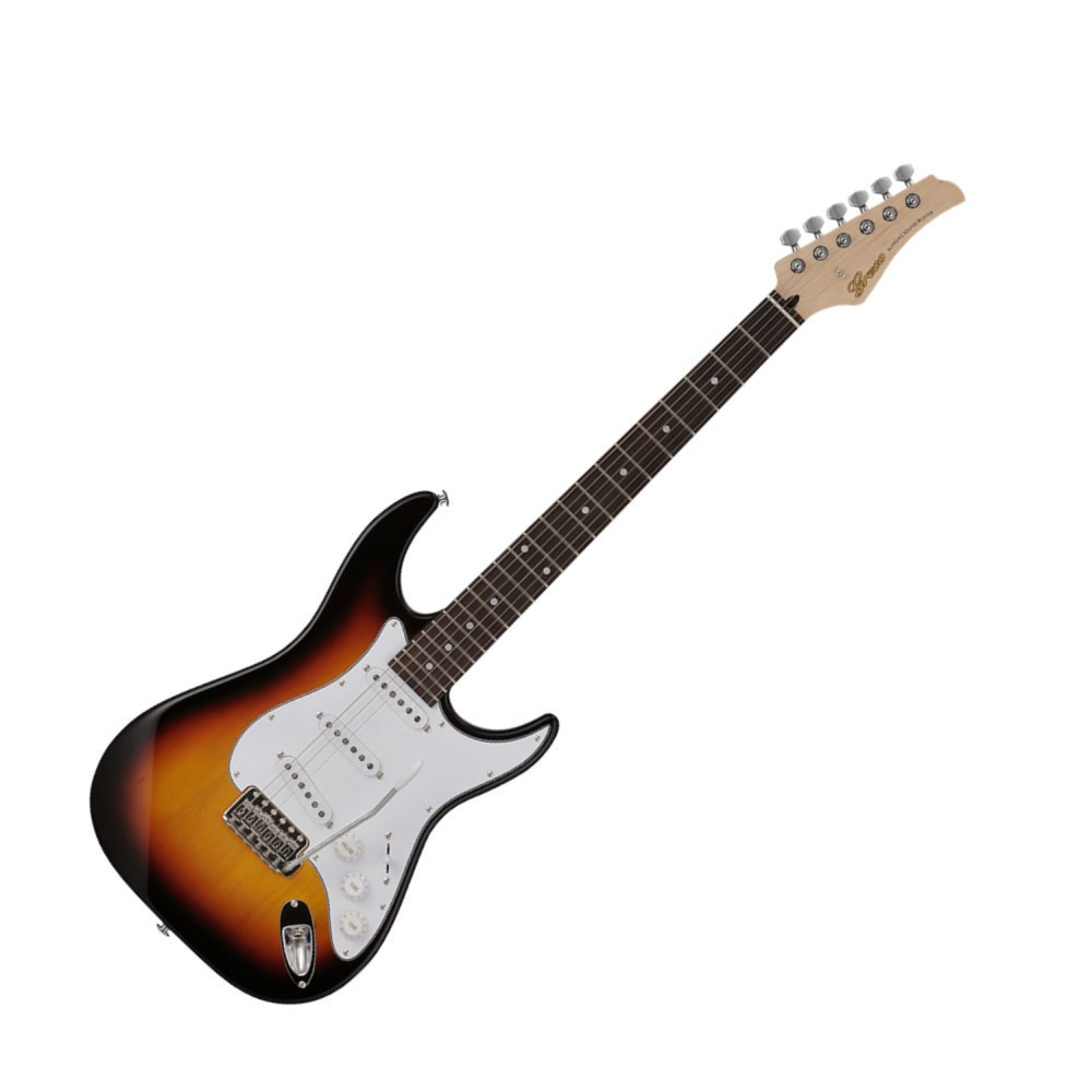 GRECO WS-STD SB Rosewood Fingerboard エレキギター