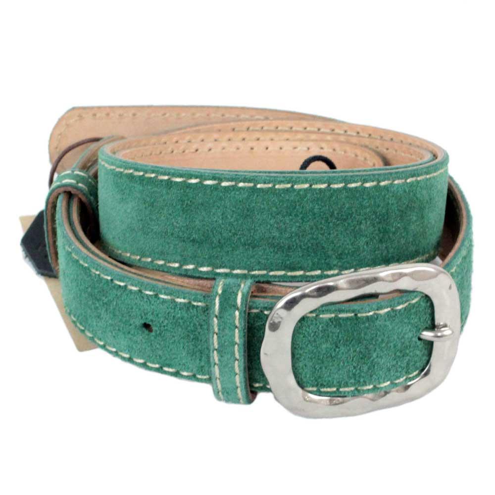KAMINARI K-GLS03EG Velor Leather Strap