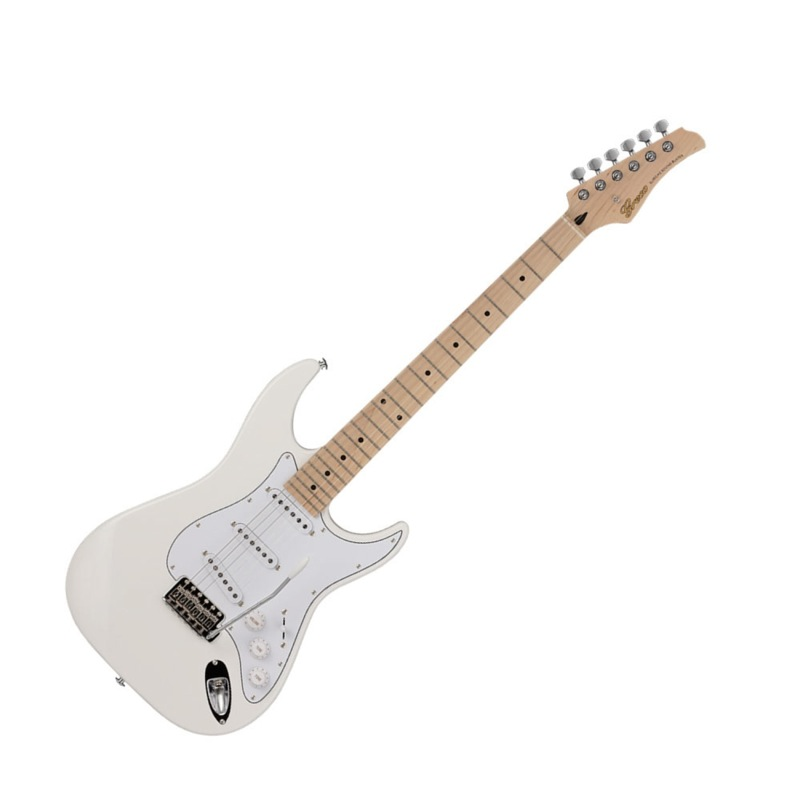 GRECO WS-STD WH Maple Fingerboard エレキギター