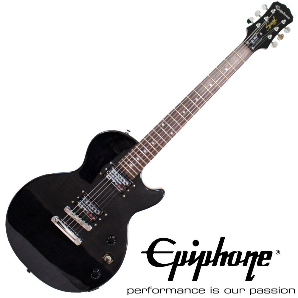 Epiphone Les Paul Special II Plus Top TBK エレキギター