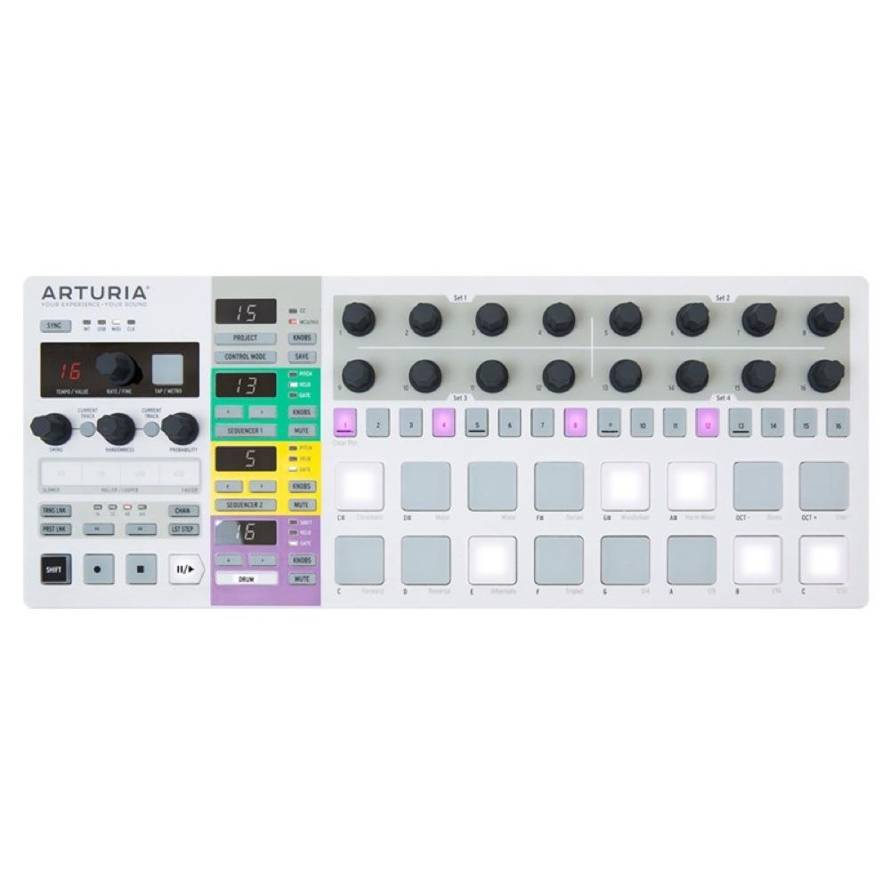 BeatStep Pro ステップシーケンサー&パッドコントローラー ARTURIA