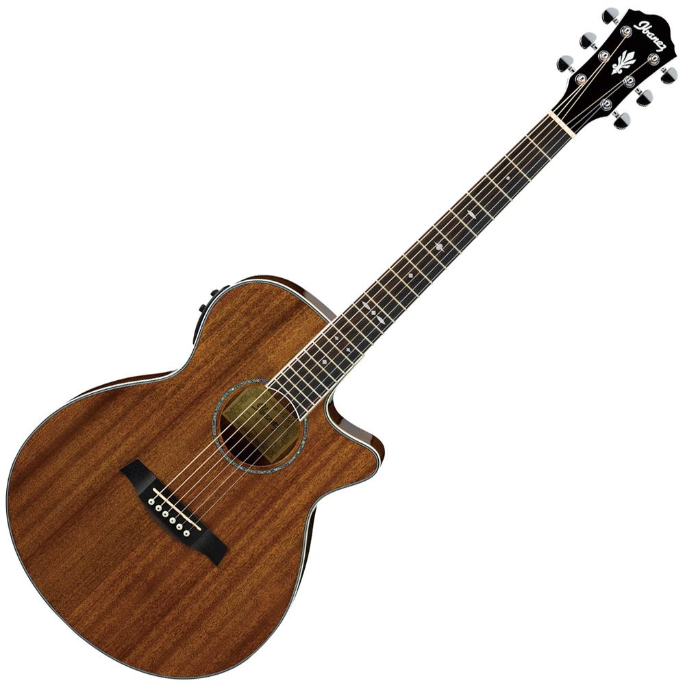 IBANEZ AEG12II NMH エレクトリックアコースティックギター