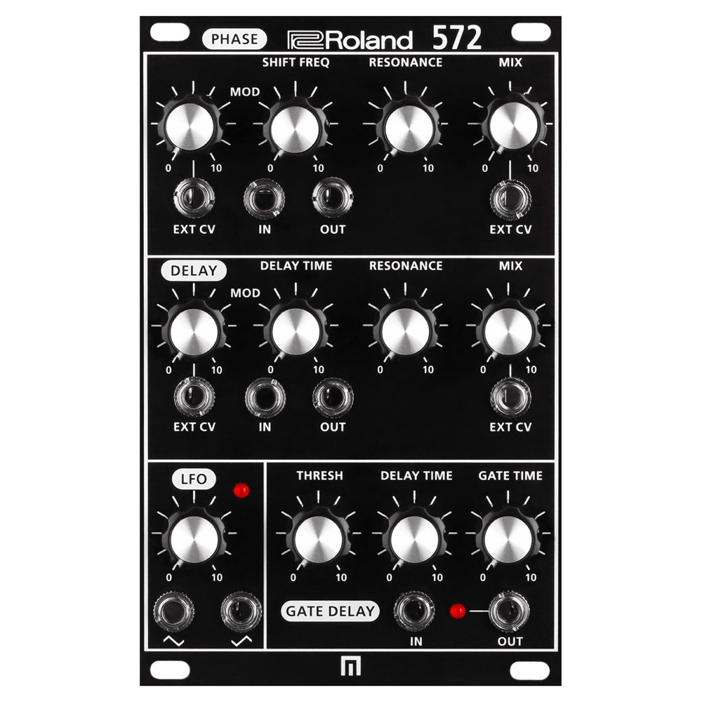 ROLAND AIRA SYS-572 モジュラーシンセサイザー SYSTEM-500シリーズ
