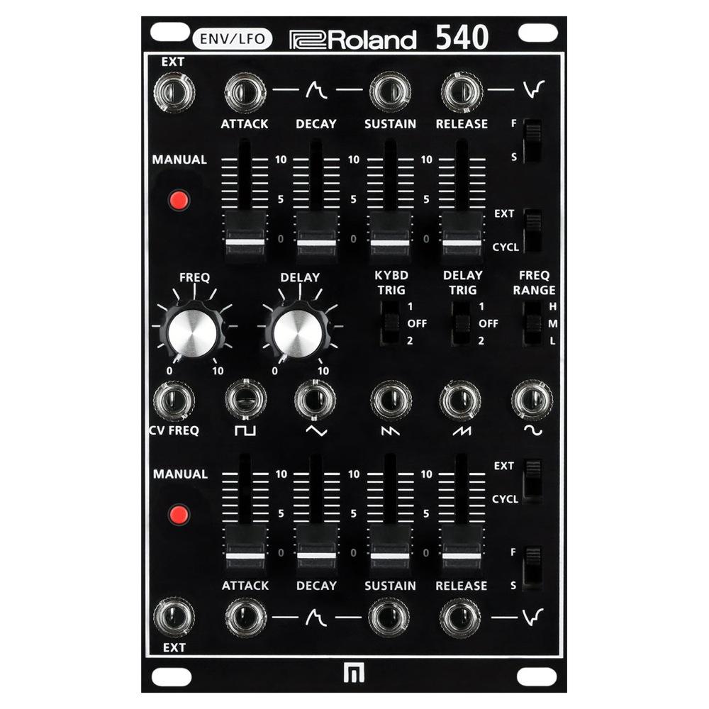 ROLAND AIRA SYS-540 モジュラーシンセサイザー SYSTEM-500シリーズ