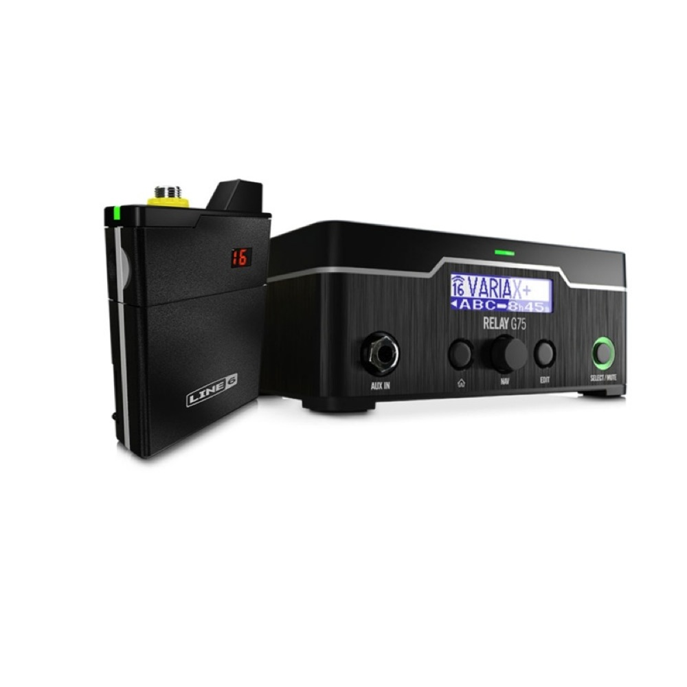 LINE6 RELAY G75 ギターワイヤレスシステム