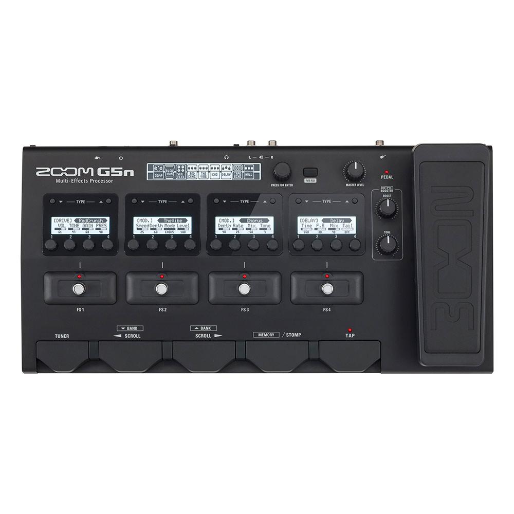 ZOOM G5n Ver.2.0 ギターマルチエフェクター