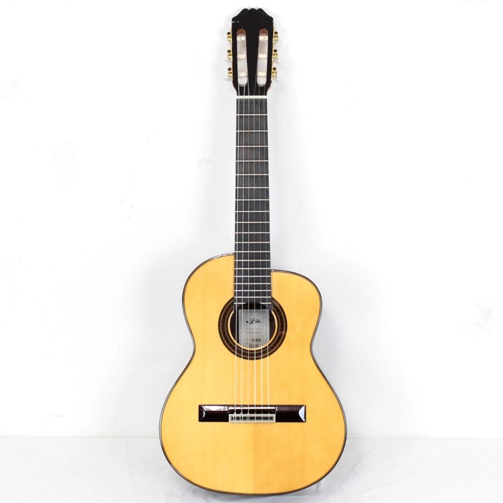 ARIA AC-85A Alt アルトギター ハードケース付き