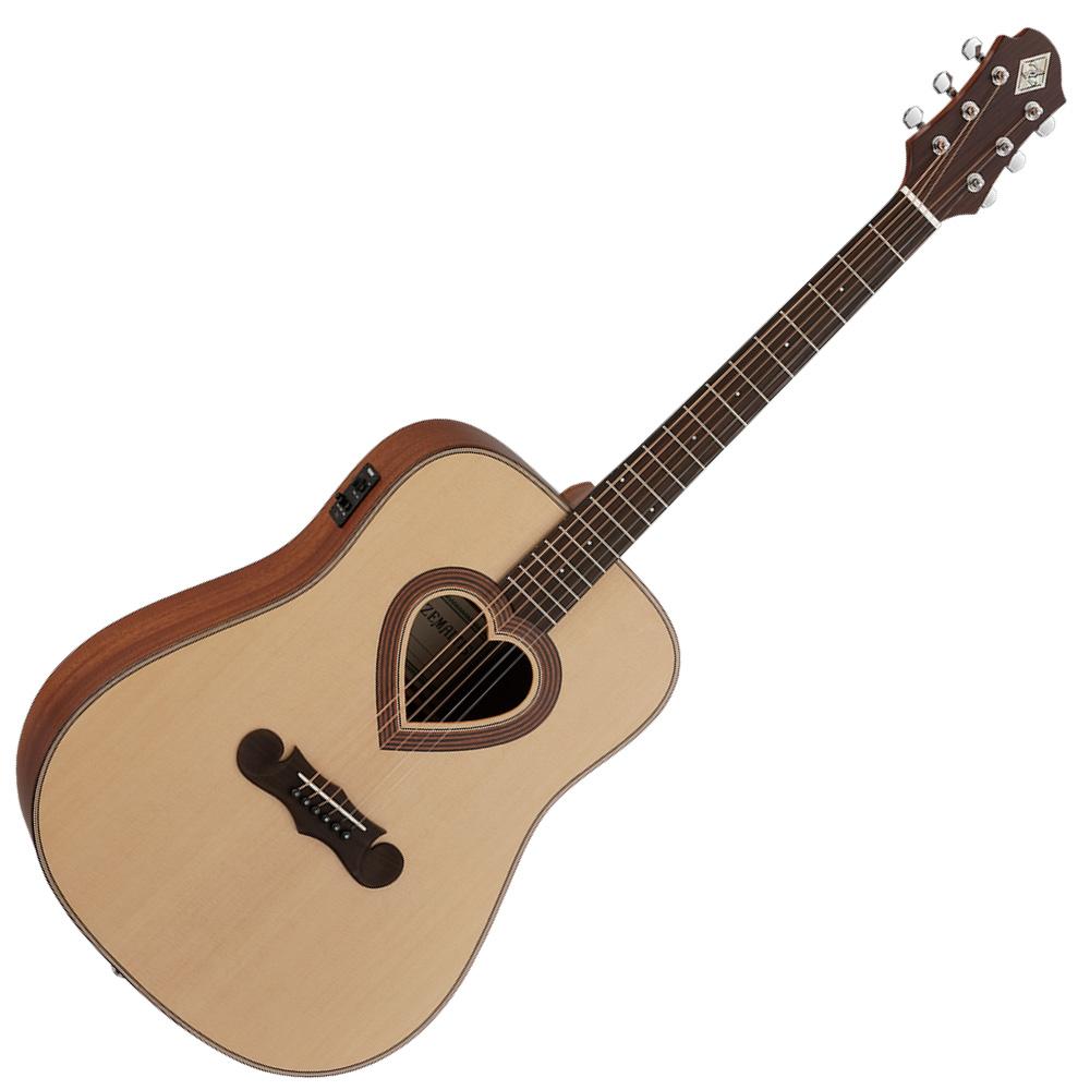 Zemaitis CAD-100HW-E エレクトリックアコースティックギター