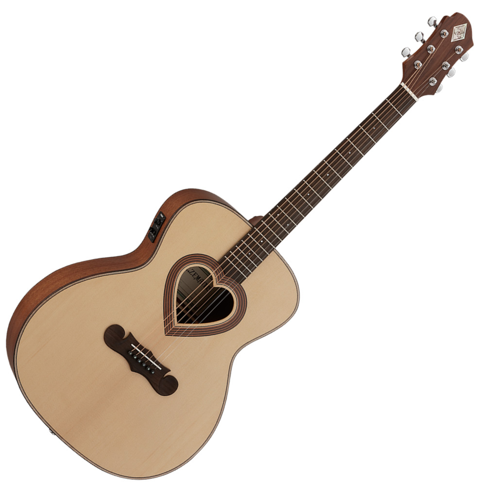 Zemaitis CAG-100HW-E エレクトリックアコースティックギター