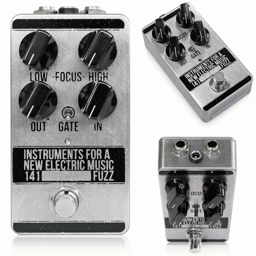 Instruments for a New Electric Music 141T Fuzz ギターエフェクター