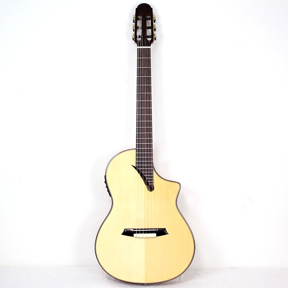 Martinez MSCC-14 MS Fishman エレクトリッククラシックギター