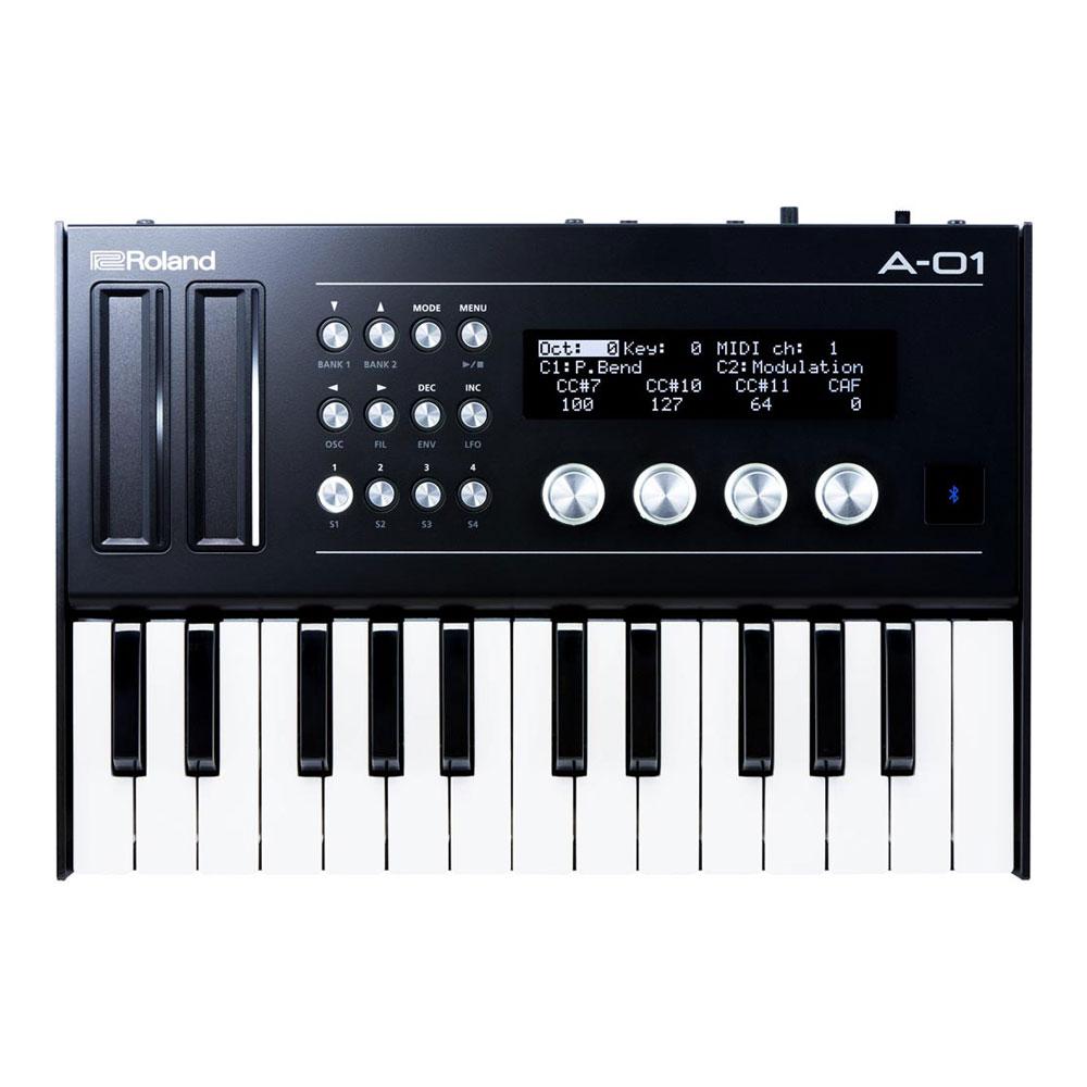 ROLAND A-01K MIDIコントローラー シンセサイザー