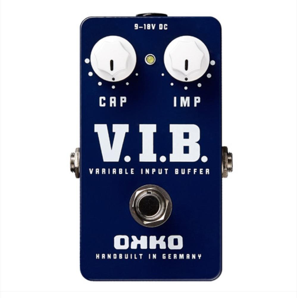 OKKO V.I.B. バッファー エフェクター