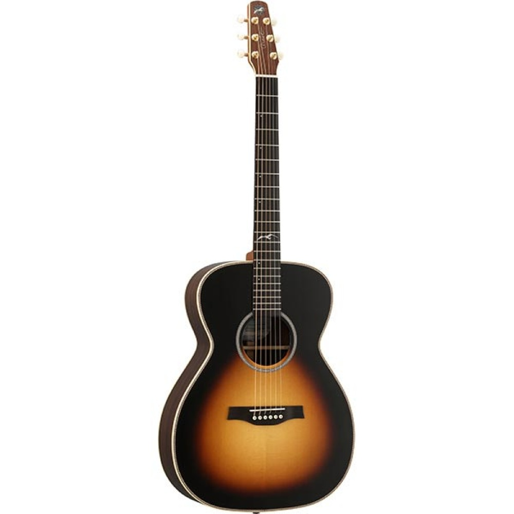 Seagull Artist Studio Concert Hall Sunburst HG Element エレクトリックアコースティックギター