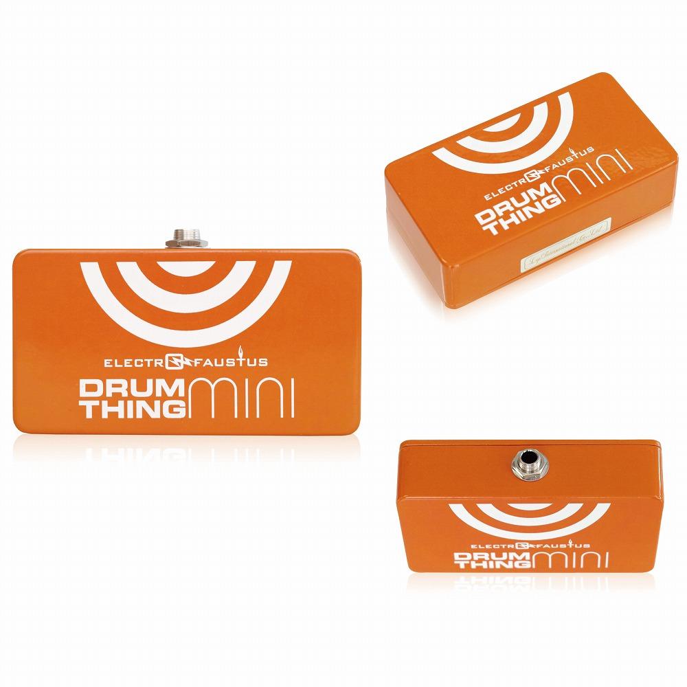 Electro-Faustus EF105M Drum Thing Mini ノイズボックス