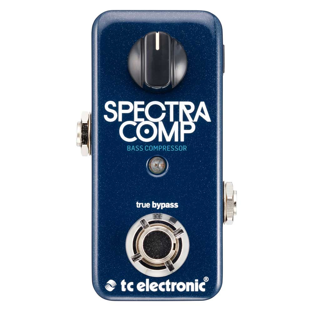 tc electronic SpectraComp Bass Compressor コンプレッサー エフェクター