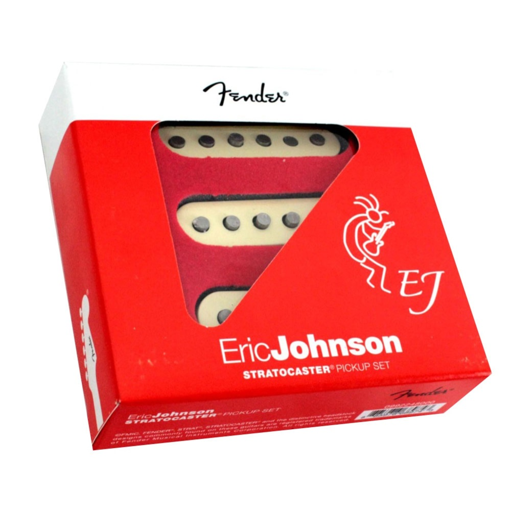 Fender Eric Johnson Stratocaster Pickups Set エレキギター用ピックアップ