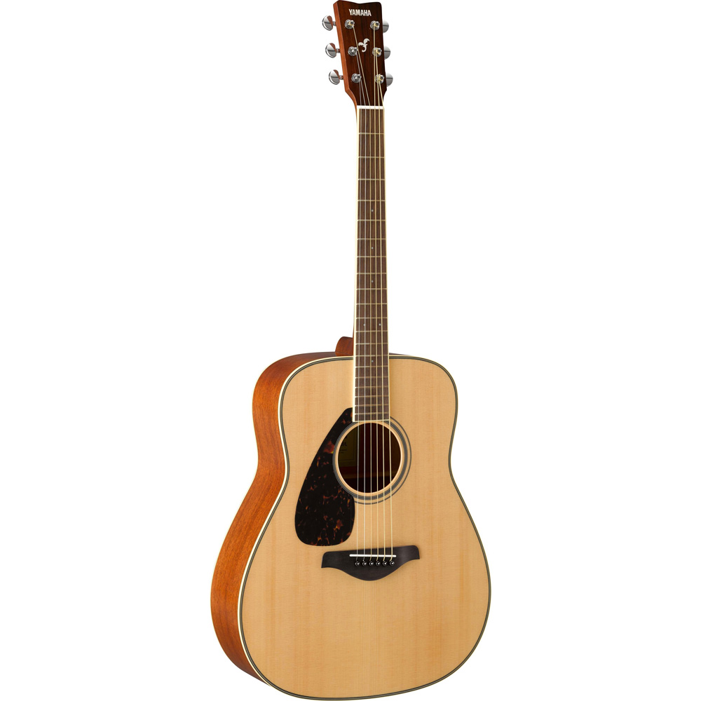 YAMAHA FG820L NT アコースティックギター レフトハンドモデル