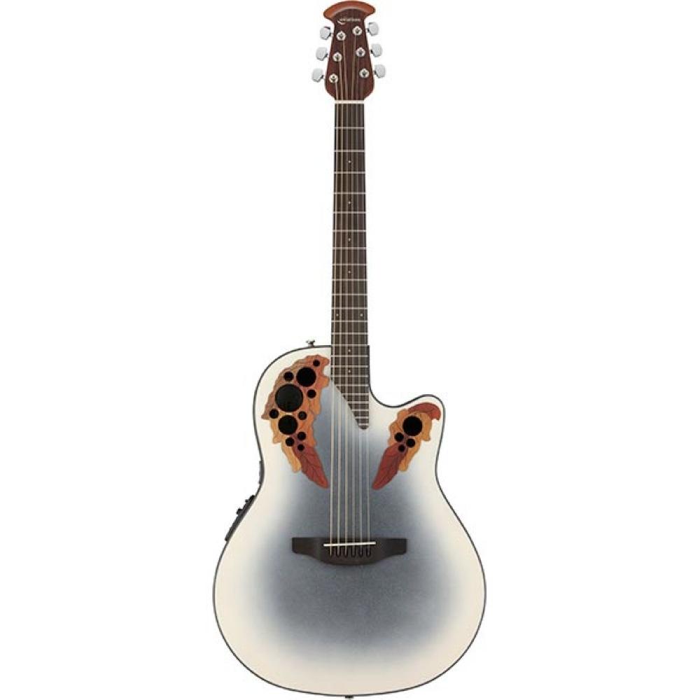 OVATION Celebrity Elite CE44 Adamas Beige エレクトリックアコースティックギター