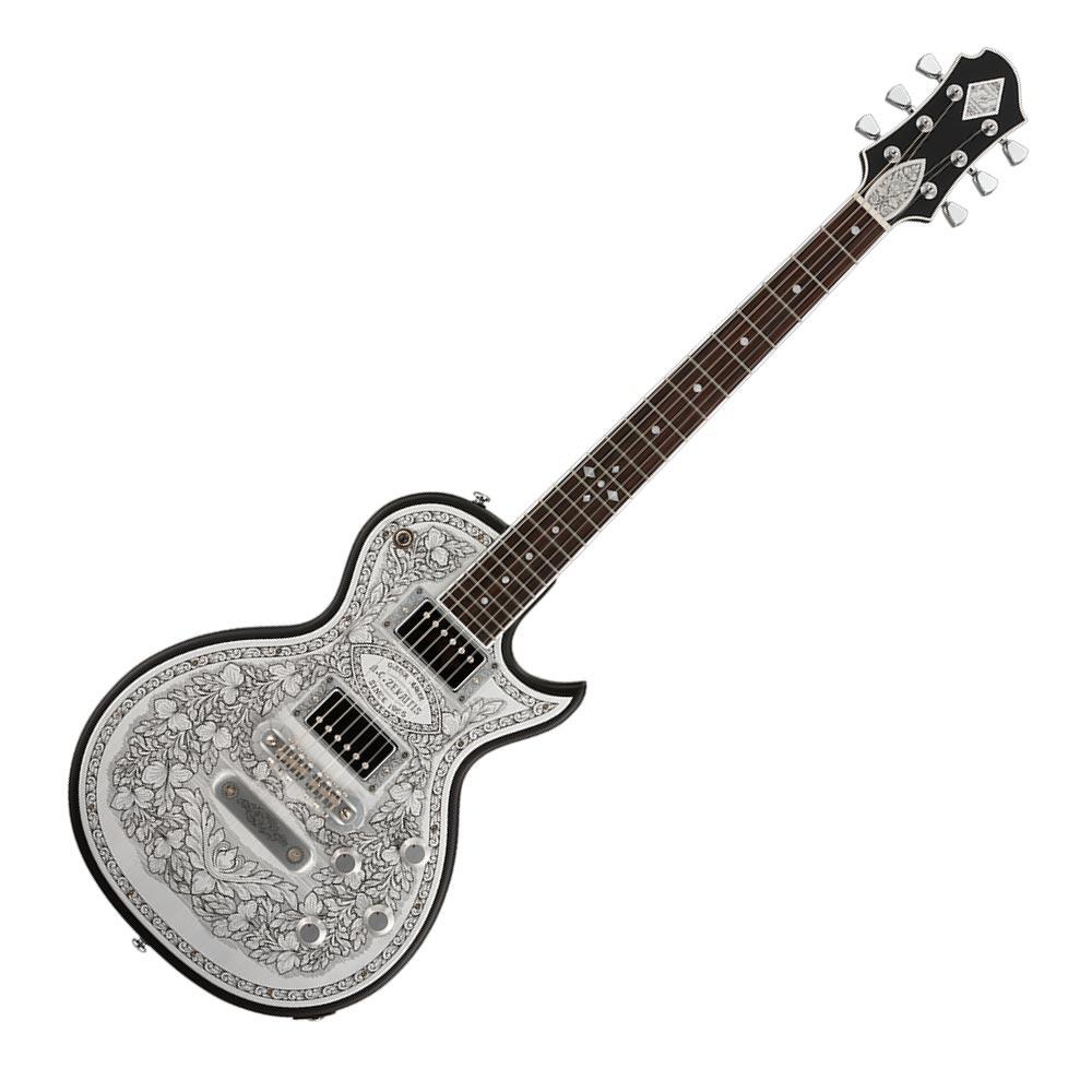 ZEMAITIS C22MF BK エレキギター