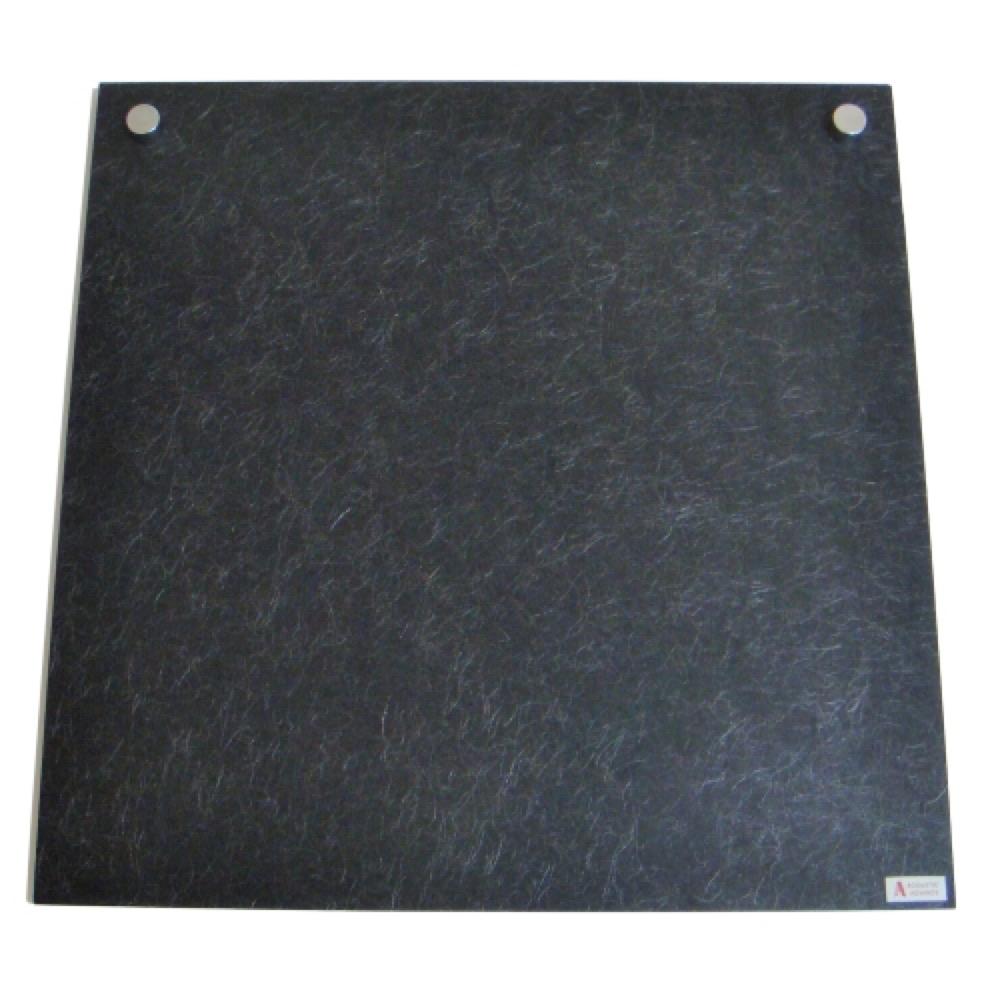 ACOUSTIC ADVANCE AMP-MK 吸音パネル マグネットタイプ ブラック 4枚セット
