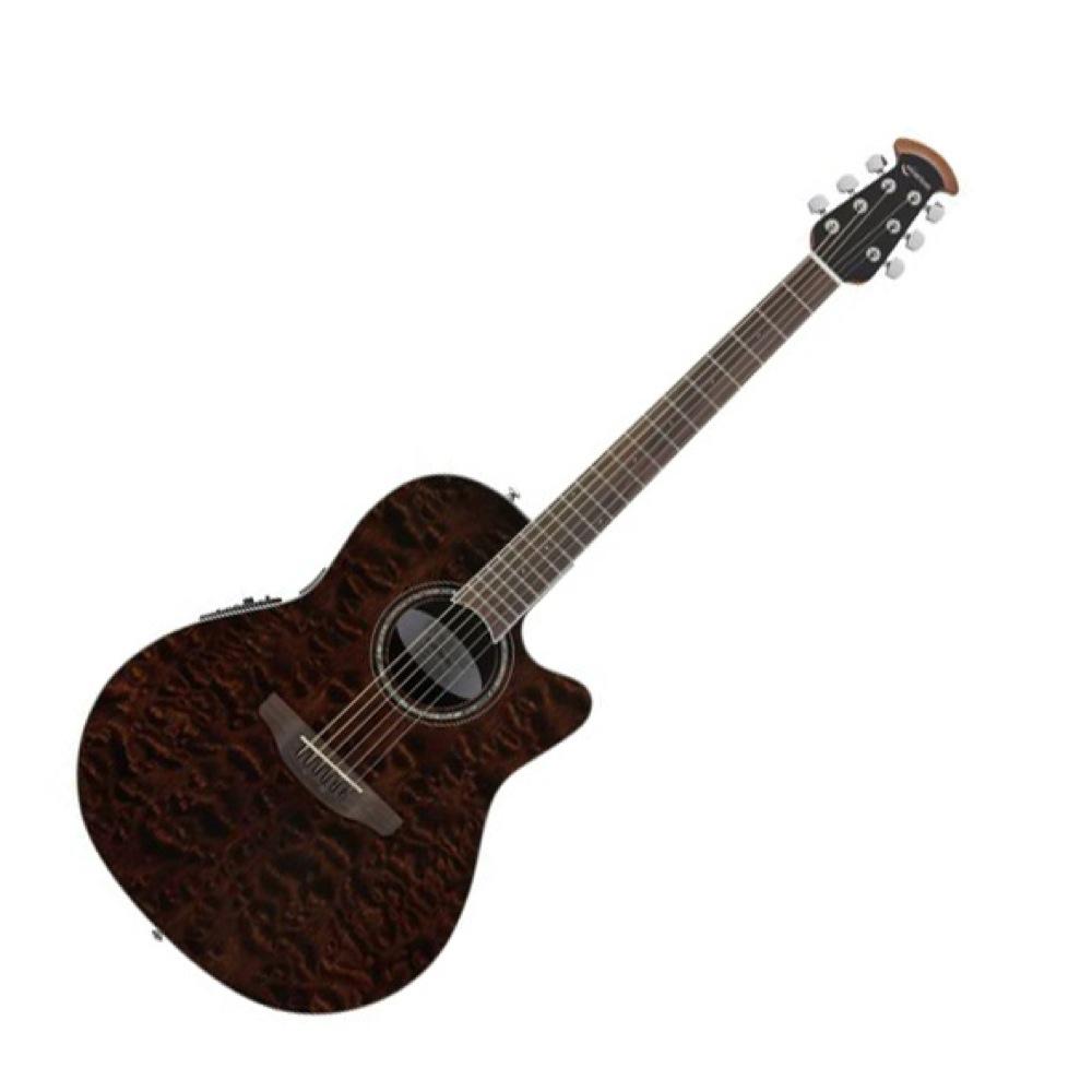OVATION Celebrity Standard Plus Super Shallow Body CS28P TGE Tiger Eye エレクトリックアコースティックギター