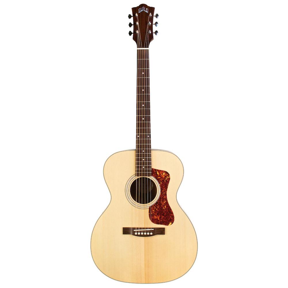 GUILD OM-240E NAT エレクトリックアコースティックギター