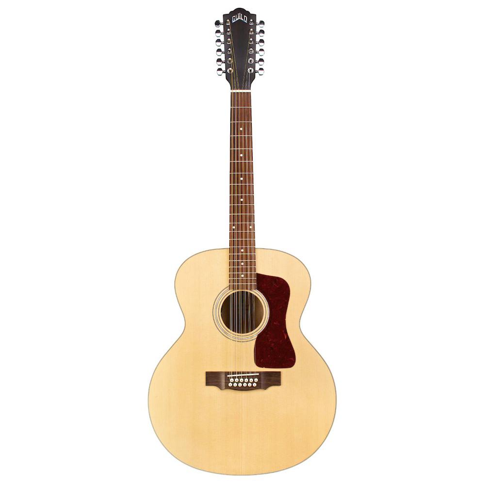 GUILD F-2512E NAT 12弦 エレクトリックアコースティックギター