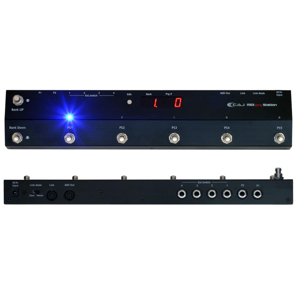 CAJ MIDI prg Station MIDIフットコントローラー