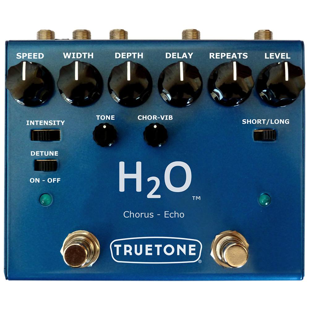 TRUETONE V3 H2O エコー&ステレオコーラス エフェクター
