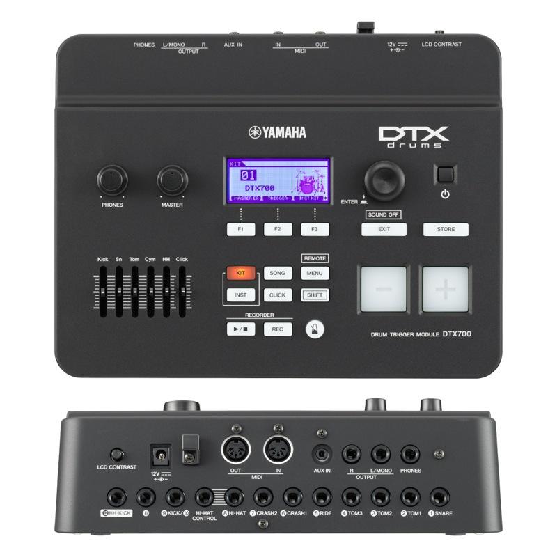 YAMAHA DTX760K 電子ドラムセット