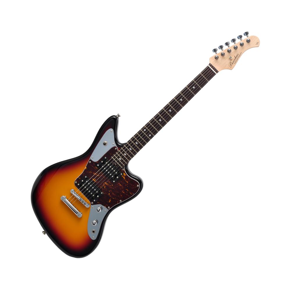 BACCHUS WINDY PLD/R 3TS エレキギター