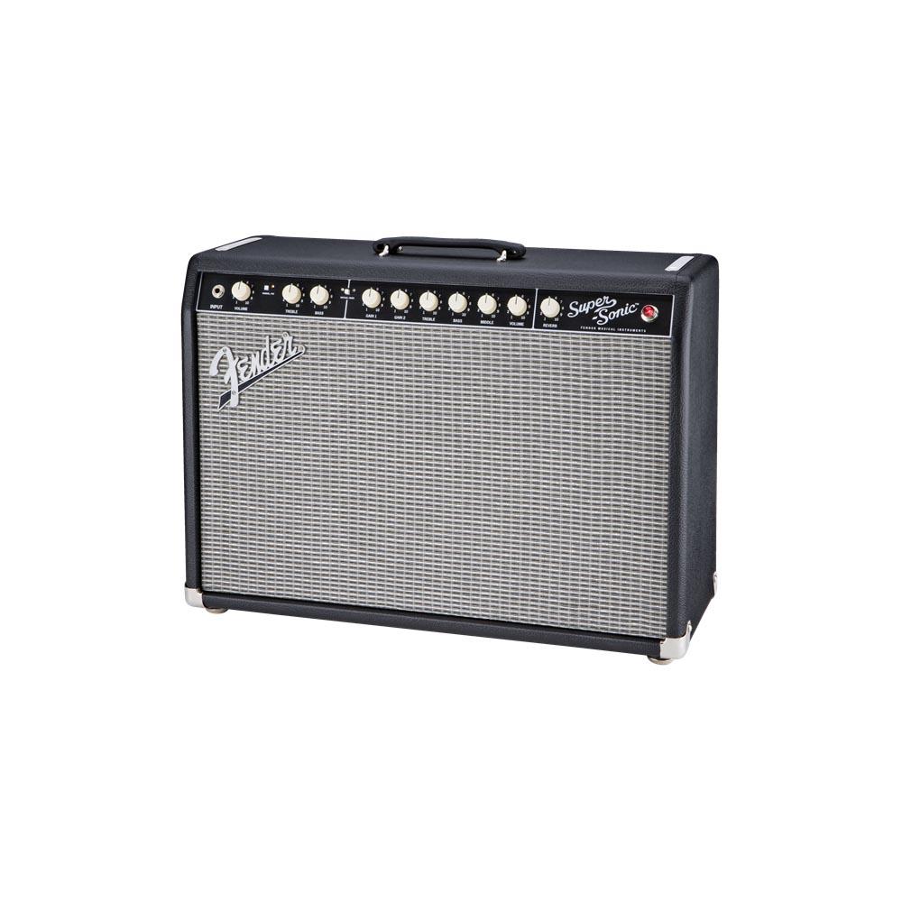 Fender Super-Sonic 22 Combo BLK ギターアンプ