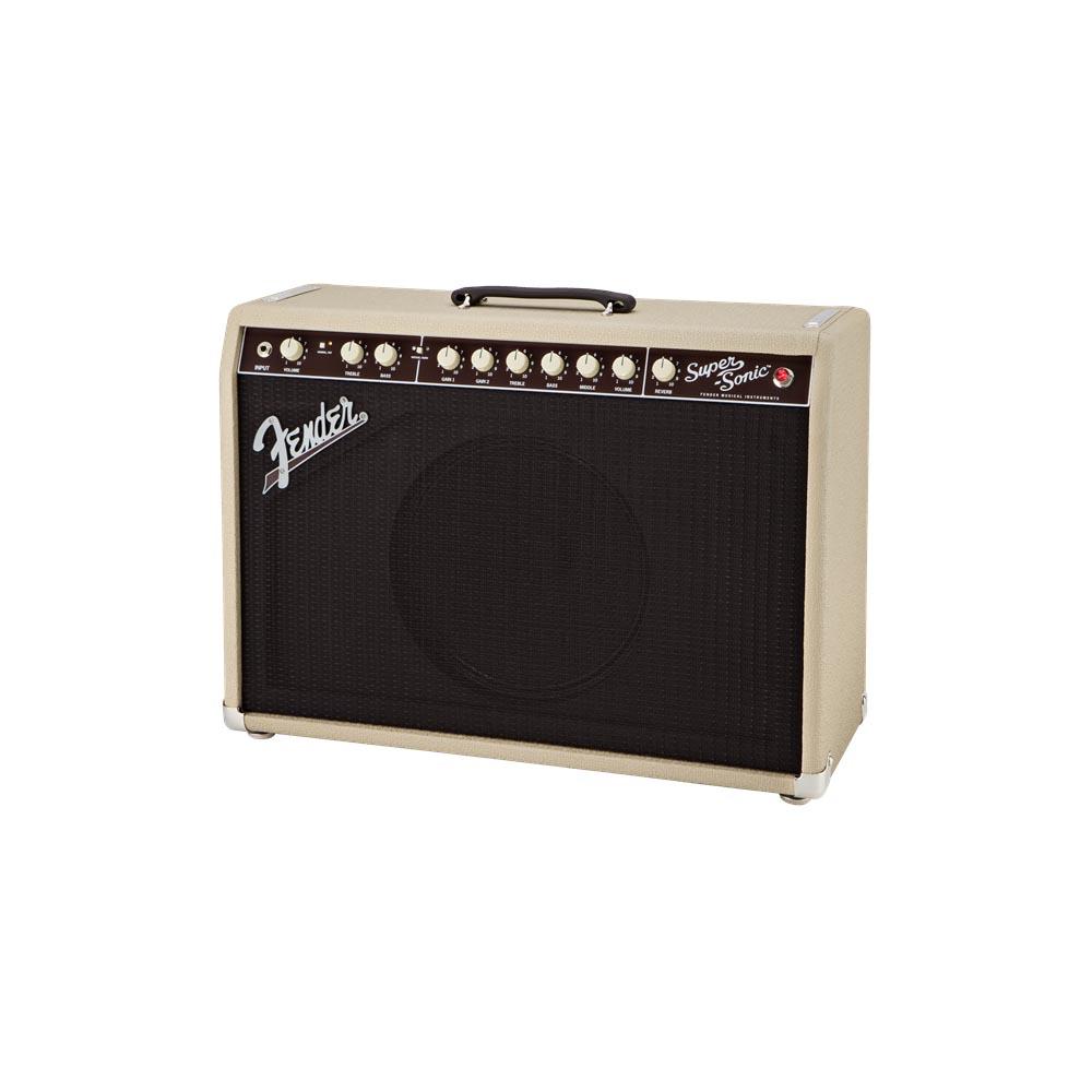Fender Super-Sonic 22 Combo Blonde ギターアンプ
